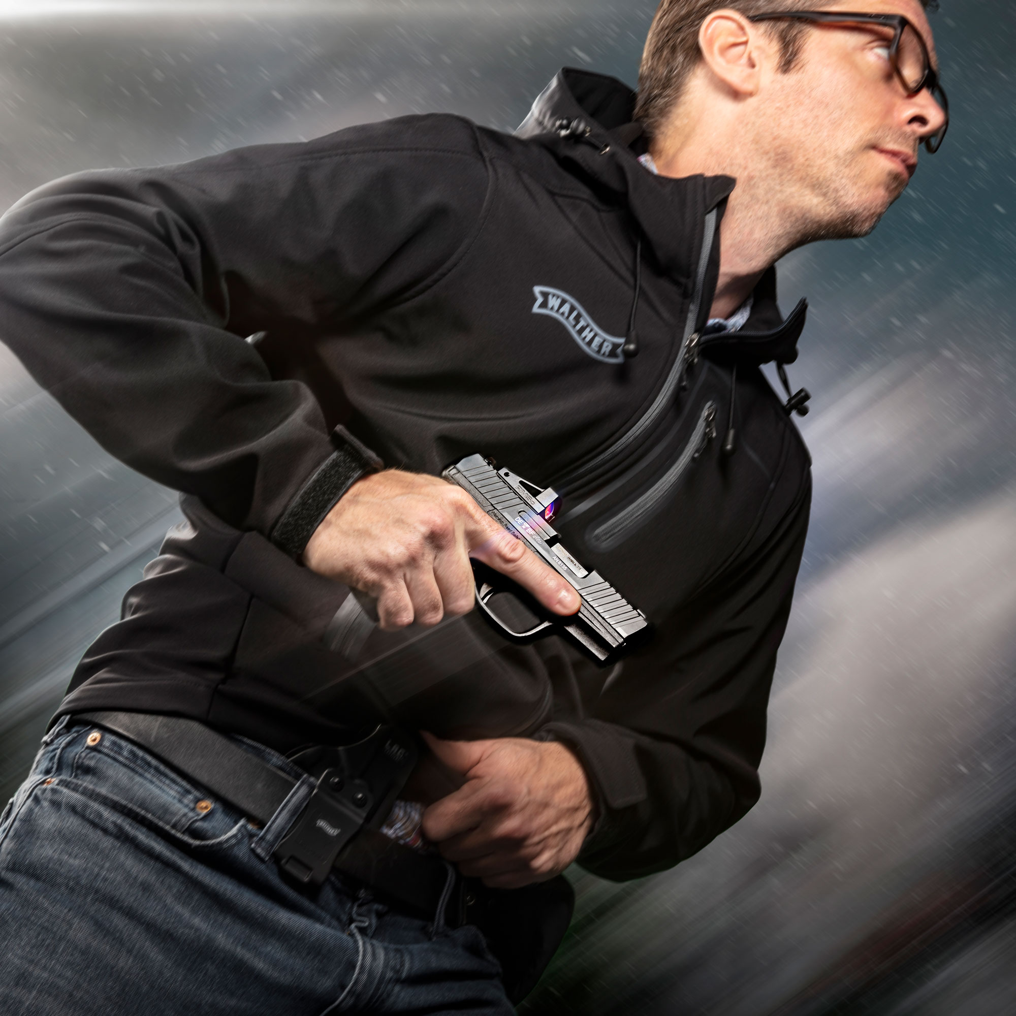 Walther Defense Concealed Carry